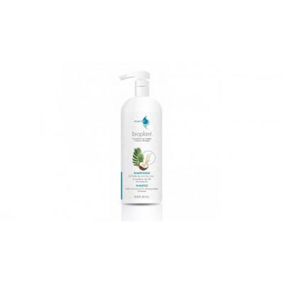 Bioplant- Shampooing à l'huile de noix de coco  1 Litre