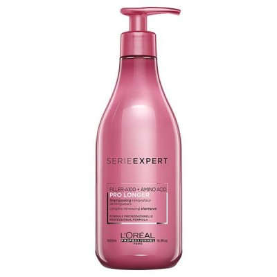 L'Oréal Professionnel-Shampoing Pro Longer 500ml