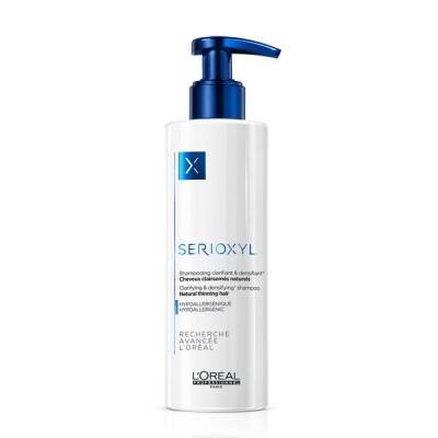 L'Oréal Professionnel-Serioxyl shampoing cheveux naturels 250ml
