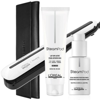 L'Oréal Professionnel-Steampod 3.0 - Cheveux fins