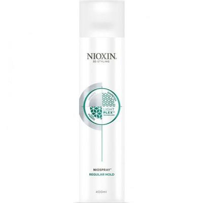 Nioxin-Fixatif Niospray tenue régulière 300g