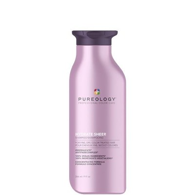 Pureology-Hydrate sheer shampoing 266ml