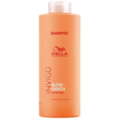 Wella-Nutri-Enrich shampoing Litre