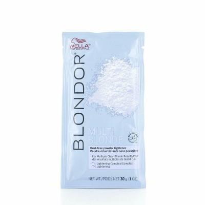 Wella- Blondor Poudre Éclaircissante Multi Blonde 30g